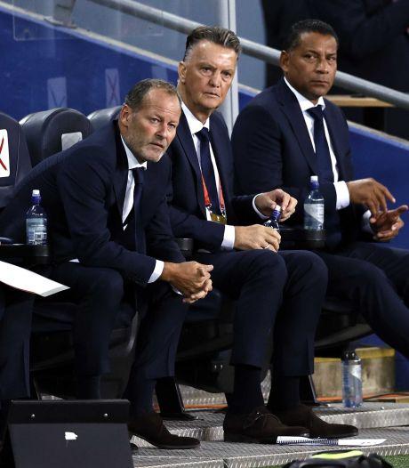 Van Gaal niet tevreden: 'We kunnen wel denken dat dit Oranje wereldtop is, maar dat is niet zo'