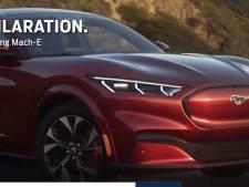 Gelekt: Ford's elektrische Mustang SUV. Dit is de Mach-E