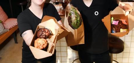 Sushi gered uit de prullenbak: overtollige maaltijden razend populair