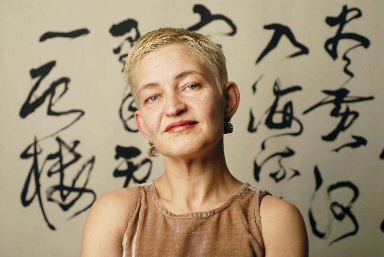 China-kenner Catherine Vuylsteke. Beeld rv
