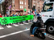 Amsterdam verbiedt Extinction Rebellion blokkades op te werpen