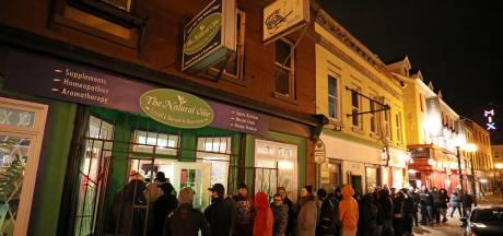 Eerste legale cannabis in Canada verkocht