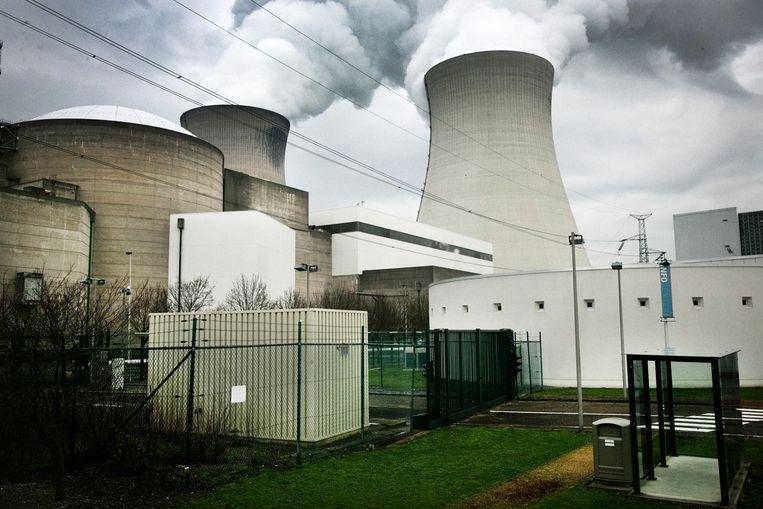 De kernuitstap zou de uitstoot van de Belgische energiesector met 71 procent doen stijgen tegen 2030. In het scenario waarin twee kerncentrales langer openblijven is dat 30 procent tegen 2030. Beeld Tim Dirven