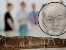 Het merkwaardige verhaal van Zwummie, de mummie van Zwolle die ligt te wachten op een nieuwe expositie