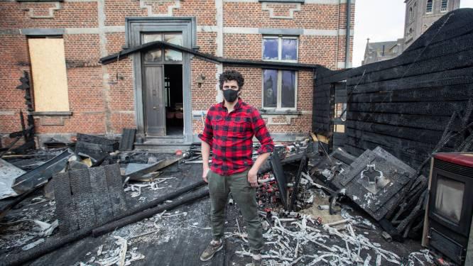 Crowdfunding voor door brand getroffen Huize Nassau leverde op één dag 5.000 euro op