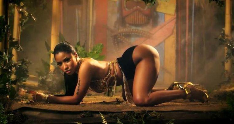 Nicki Minaj Beeld youtube