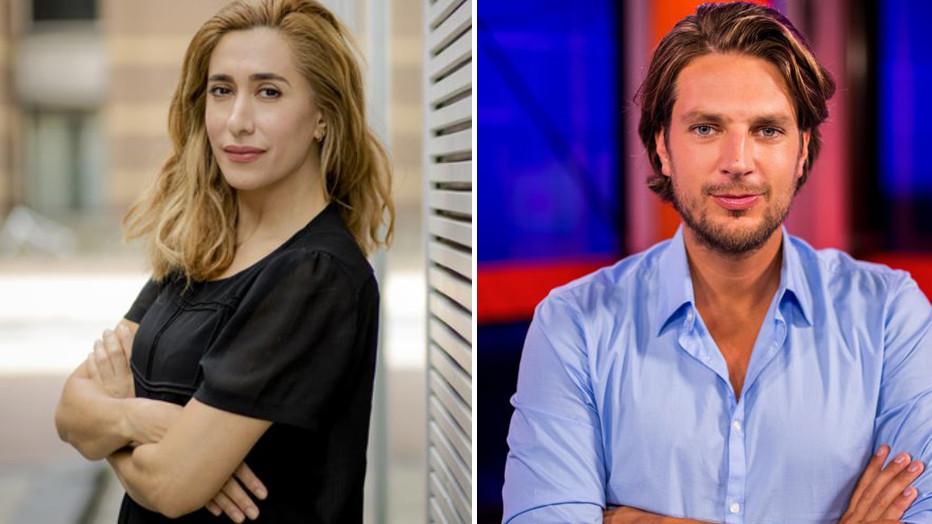 Fidan en Renze vormen het nieuwe duo.