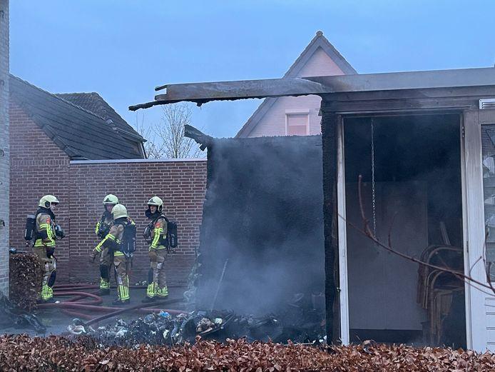 Bewoners seniorencomplex Haaren geëvacueerd.