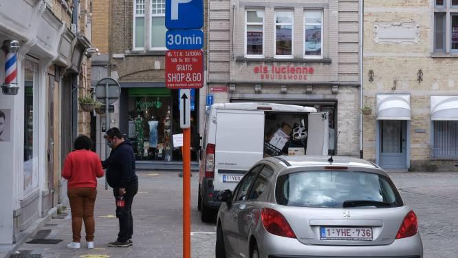 """Ook parkeerwachters kunnen foutgeparkeerde leveranciers beboeten: """"Het blijft een aanhoudend zeer"""""""