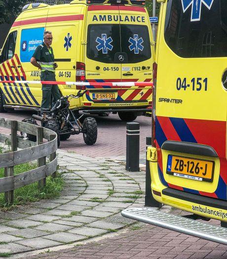 Bestuurder (31) van quad zwaargewond bij crash in Kloosterhaar