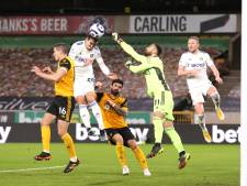 Wolverhampton achterhaalt Leeds in Premier League