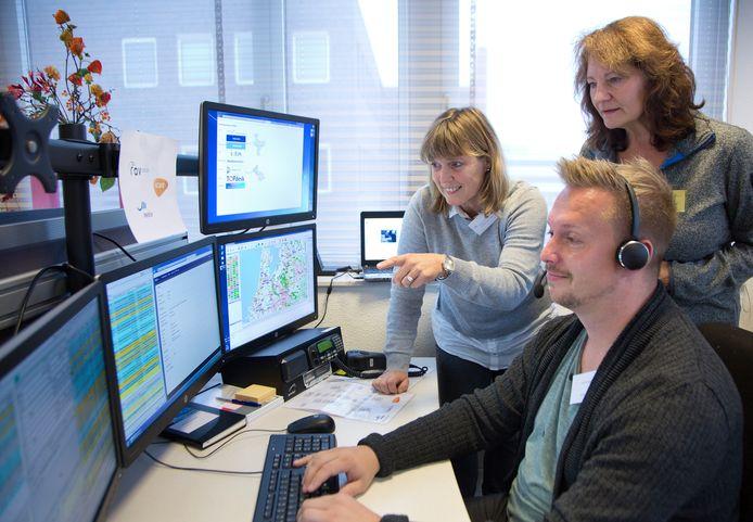 Het gezamenlijke zorgcoördinatiepunt bevindt zich in Zwolle.