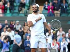 Matteo Berrettini complète le dernier carré de Wimbledon