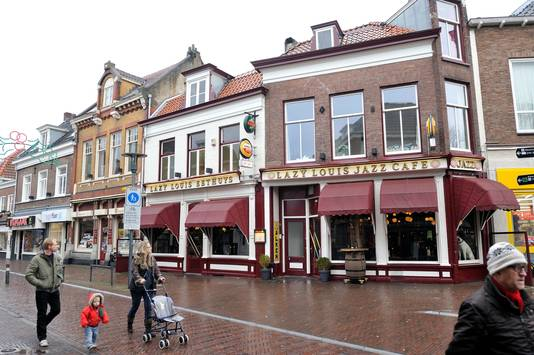 Café Lazy Louis in Amersfoort.