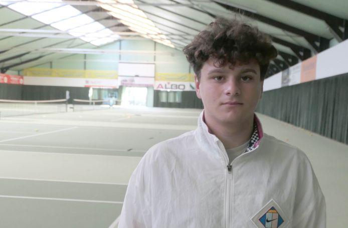 Andre Megrabian is één van de toptalenten van de club.