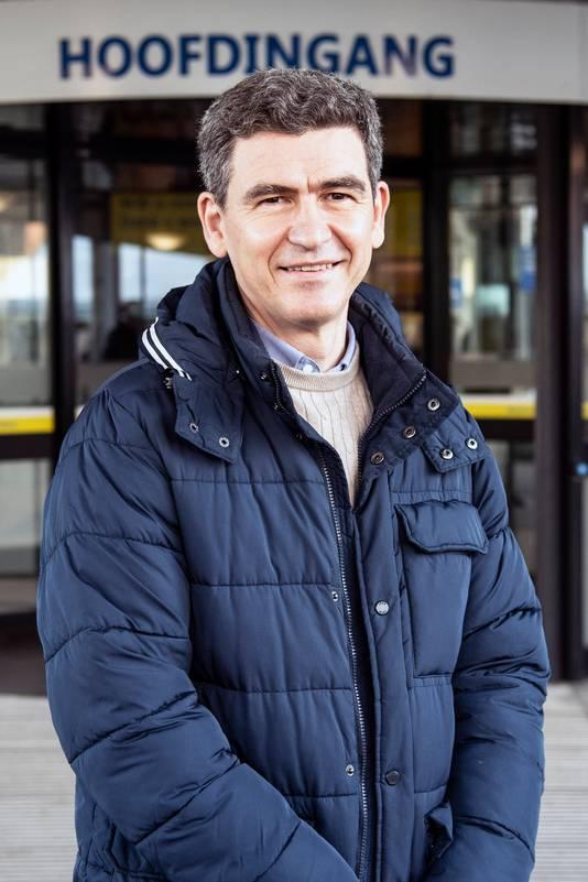 Mihai Netea, onderzoeker naar de combinatie van de griepprik met de derde coronaprik.