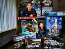 Enrico verhuurt Lego: 'Het is vaak prijzig om zo'n doos te kopen'