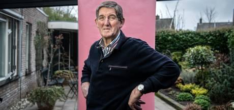 Johan (76) uit Holten heeft beenmergfibrose en hoort er eigenlijk niet meer te zijn: 'Ik ben de nul procent'