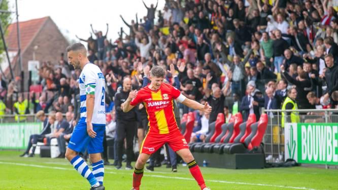 GA Eagles vindt rust met zege in heerlijke IJsselderby, crisis bij geplaagd PEC Zwolle