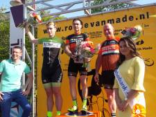 John de Leeuw wint Kampioenschap van Drimmelen in sprint a deux