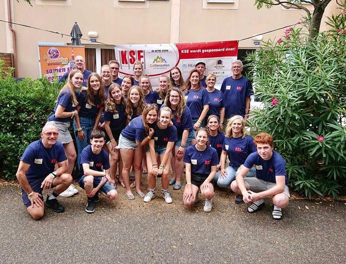Het team van KSE ColSensation