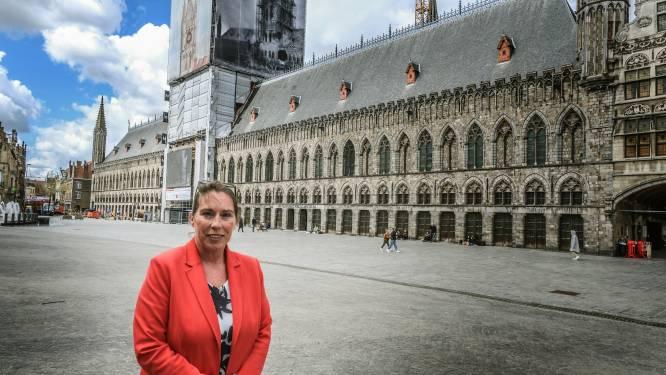 """CD&V Ieper stelt voor Grote Markt om te vormen tot een gezellige openluchtterras: """"Zou zowel handelaars, horeca als inwoners ten goede komen"""""""