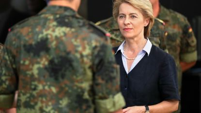 Duitse defensieminister gekant tegen herinvoering legerdienst