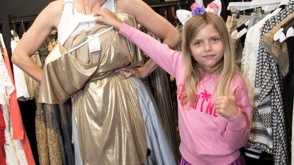 Bekend Vlaanderen stuurt kroost weer naar school: ook zij piekeren over juiste kleertjes en gevaar van fietsen
