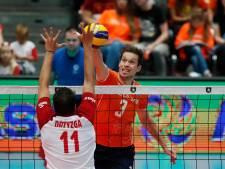 Volleyballer Maarten van Garderen leeft in celibaat in Italië