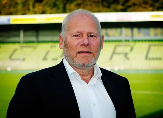 Algemeen directeur Hans de Zeeuw.