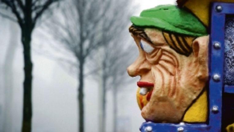 Met carnaval mag alles, maar een homoprins? (FOTO ANP) Beeld ANP