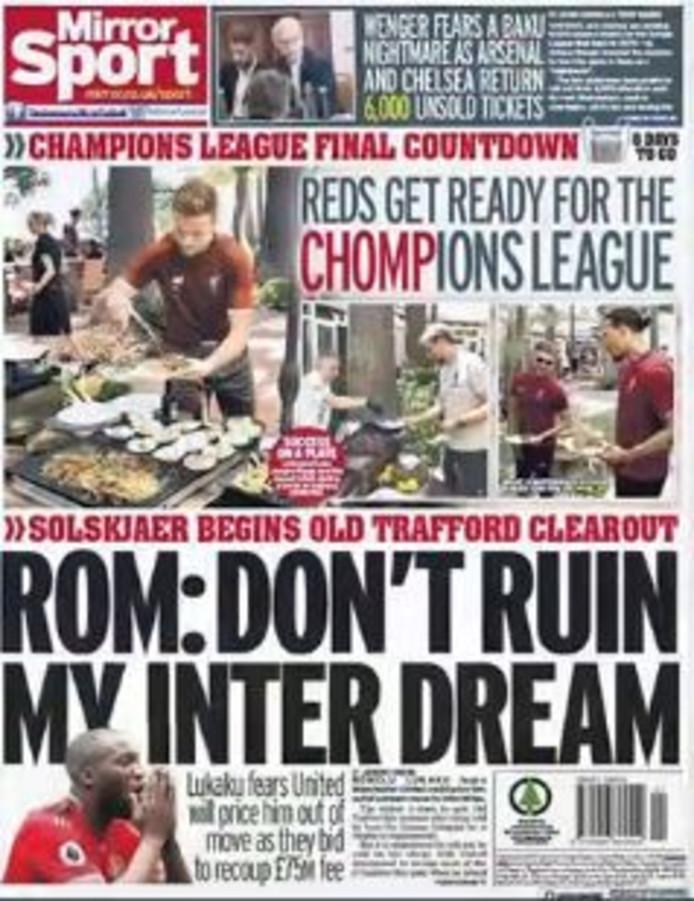 """""""Ne brisez pas mon rêve d'aller à l'Inter"""""""