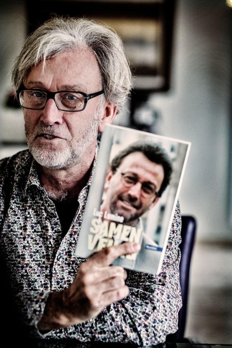 'Ik geloof in het model van Mechelen. Mijn boek ('Samen veilig') ligt in de lade van Bart Somers, daar ben ik heel trots op.' Beeld Tim Dirven