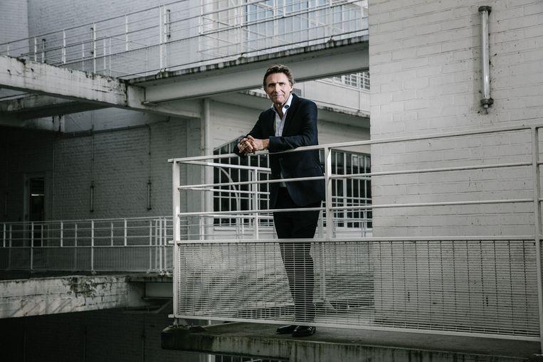 Erik Van Looy. Beeld Wouter Van Vooren