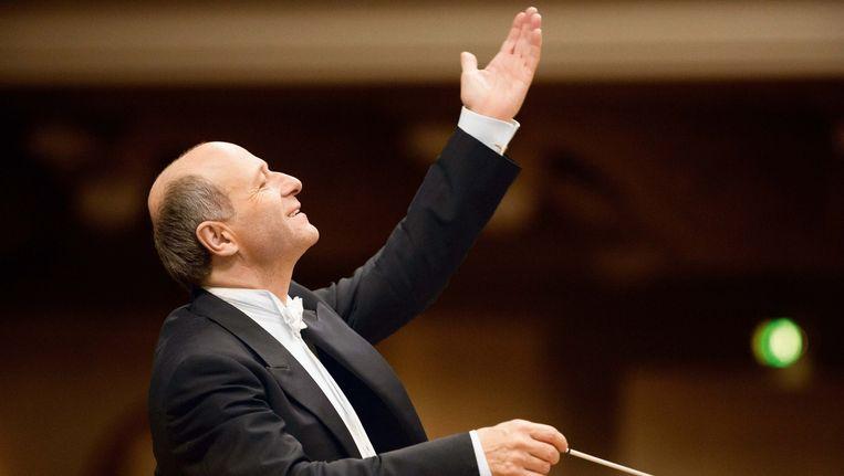 Dankzij dirigent Ivan Fischer klonk het orkest als een authentiek orkest dat op instrumenten speelt die overeenkomen met de instrumenten uit Beethovens dagen Beeld Marco Borggreve