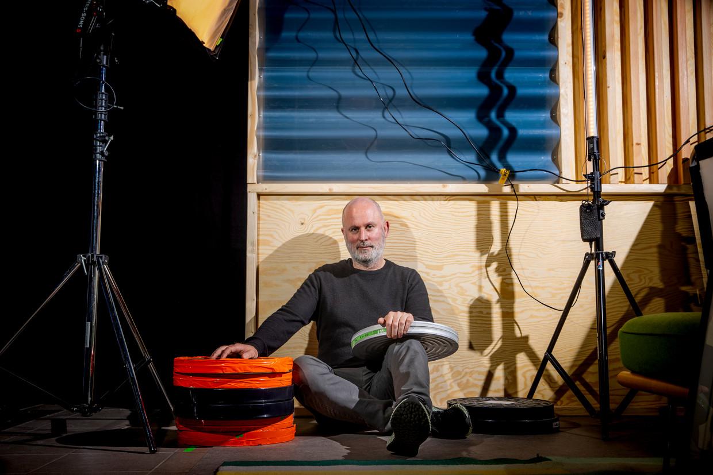 Bert Hamelinck, producent van 'Sound of Metal'. Beeld Jan De Meuleneir / Photo News