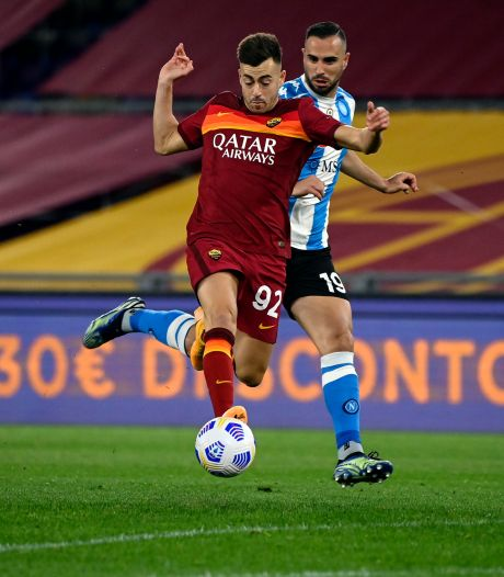 'El Shaarawy mist beide duels van AS Roma met Ajax'