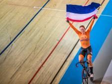 En dat is drie! Weer goud voor Zwolse Kirsten Wild op WK Baan in Apeldoorn