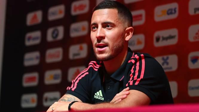 """Hazard geeft toe dat plaatje in de enkel hem mentaal parten speelt: """"Ik wou het weg, maar dat is niet de oplossing"""""""