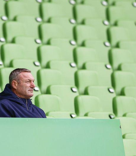 FC Twente-trainer Ron Jans vertrouwt op dezelfde elf