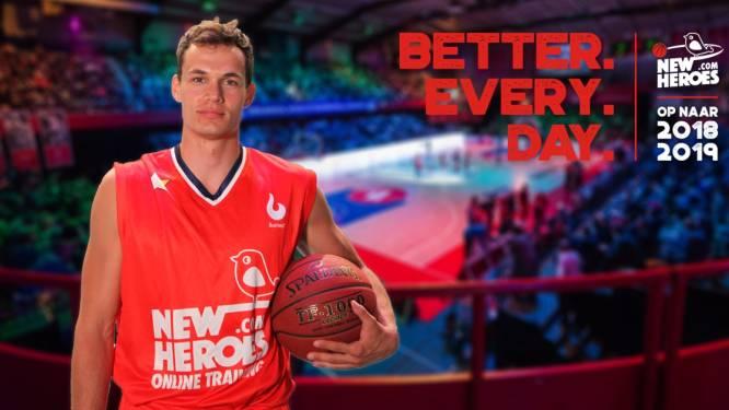 New Heroes haalt Britse Nederlander Devon van Oostrum