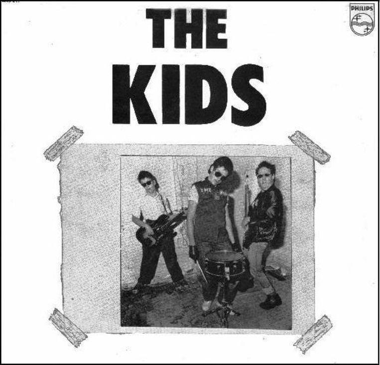 Rockgeschiedenis van bij ons: de eerste van The Kids. Beeld Kos