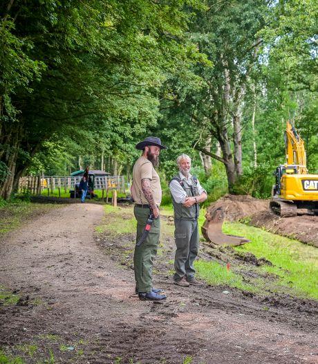 Mega make-over: het Lage Bergse Bos wordt onder handen genomen (en dat gaat jaren duren)