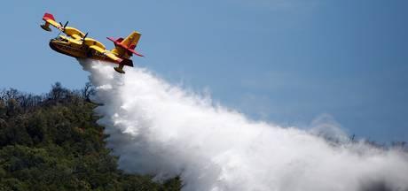 Hevige bosbranden Zuid-Frankrijk onder controle