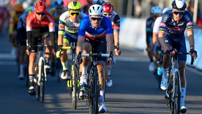 """Tim Merlier mist de slag in Kuurne-Brussel-Kuurne en rijdt dinsdag Le Samyn: """"Wellicht opnieuw een heel open koers"""""""