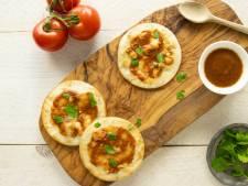 Wat Eten We Vandaag: Knapperige tortilla's met tomatensalsa