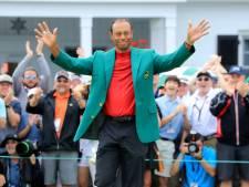 Tiger Woods op jacht naar record Jack Nicklaus