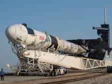 Le vol habité de SpaceX vers l'ISS reporté d'une journée à cause de la météo