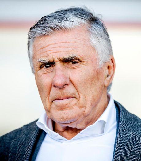 Swart moet kampioenswedstrijd Ajax thuis kijken: 'Dacht dat ik er als Mister Ajax wel bij hoorde'