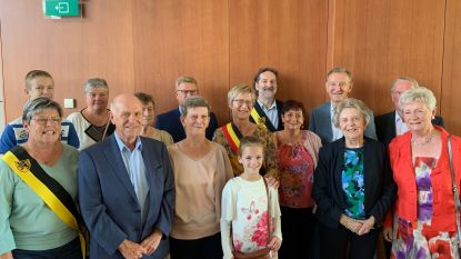 Gouden jubileum voor Louis De Coninck (71) en Christiane Moerenhout (70)